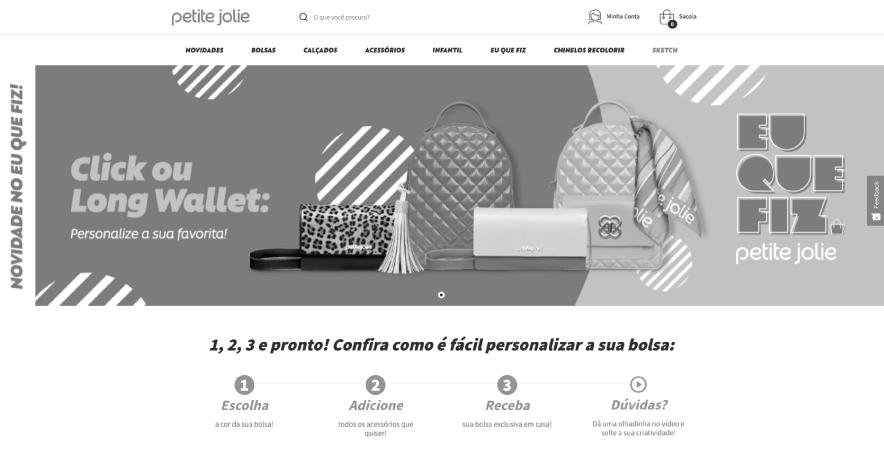 Driven.cx & VTEX: Personalização de Bolsas