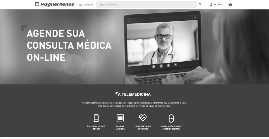 Driven.cx & VTEX: Telemedicina