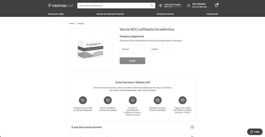 Driven.cx & VTEX: Avise-me Customizado